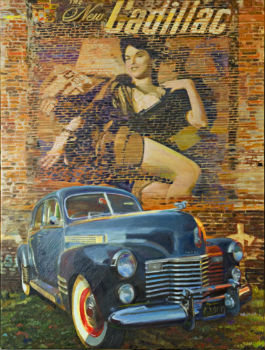 Pin-Up Caddy